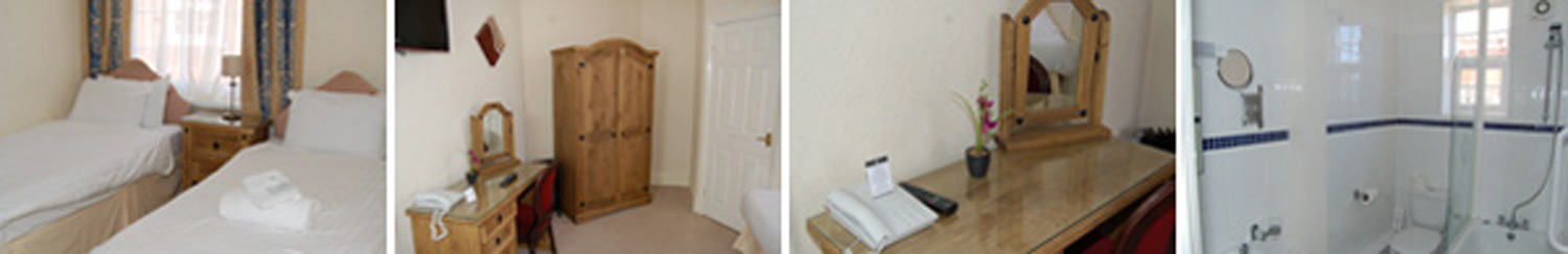 Ground Floor Rooms - From £67.00 - Click to enlarge