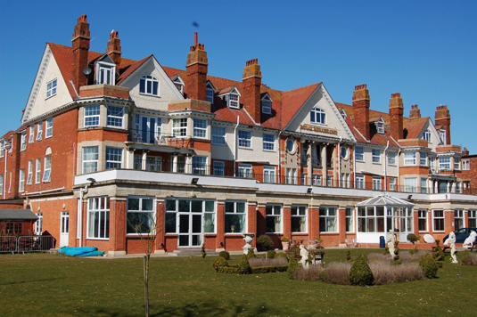 The Royal Hotel Skegness - Tel: 01754 762301