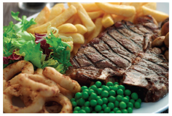 Steak Deal - £20 per couple